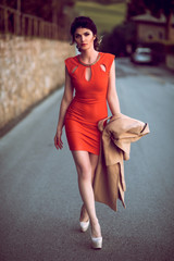 The Italian Lady