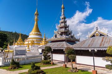 Wat Jongklang - Wat Jongkham temple the most favourite place for