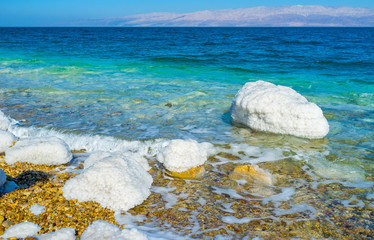 The minerals of Dead Sea