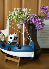souvenir yacht/сувенирная яхта