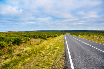 Australia Landscape : Great Ocean Road - Split Point Lighthouse