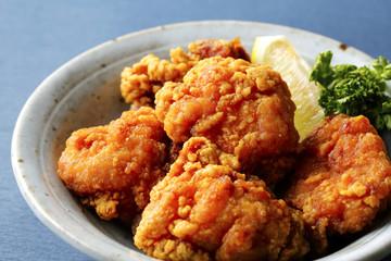 鶏の唐揚げ Japanese fried chicken