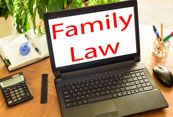 Family law. Concept office