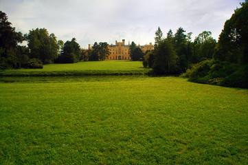 Czechy, Zepół pałacowo-parkowy Lednice-Valtice, park