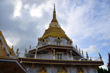 Wat Rakaram temple in Phuket Thailand