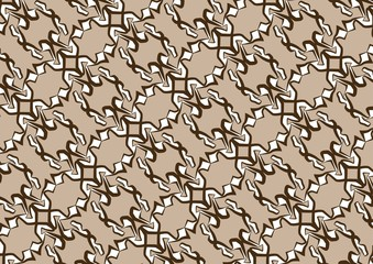 Abstract camouflage Pattern background. Vector