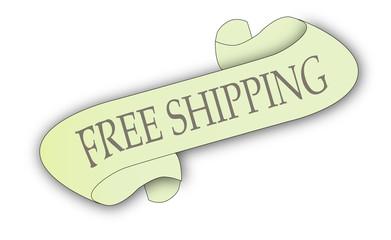 Free Shipping Scroll