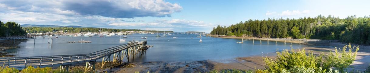 Southwest Harbour, Mount Desert Island, Maine, USA