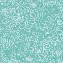 abstract pattern in the style of boho-chic