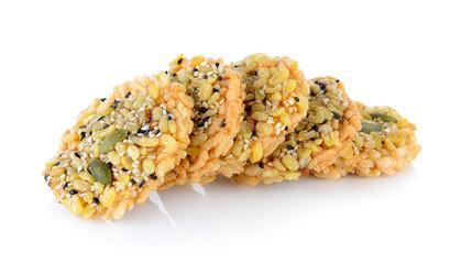 Thai Sweet Crispy Rice Cracker with Cane Sugar