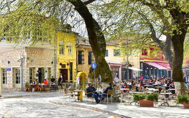 Ioannina Greece city in the Epir (Epirus) region