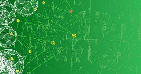 Soccer / Football design template, scalable vector