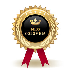 Miss Colombia Award