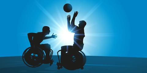 Handisport - Basket