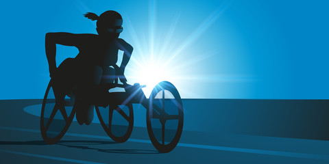 Handisport sprint - Femme