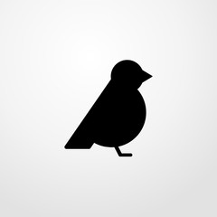 bird icon. bird sign