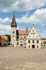 St Giles Church - Bardejov - Slovakia