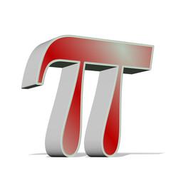 Pi, Kreiszahl, Symbol