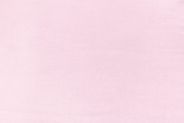 Pink color fabric texture background