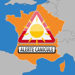 ALERTE CANICULE - météo