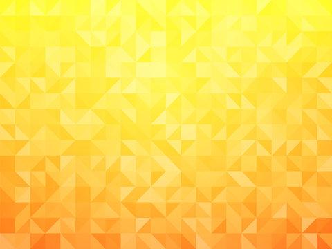 yellow geometric background pattern