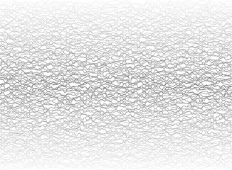 Vector background - silver waves