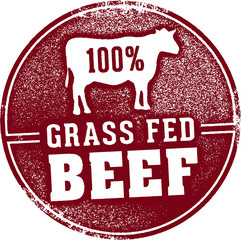 100% Grass Fed Beef
