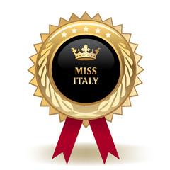 Miss Italy Award