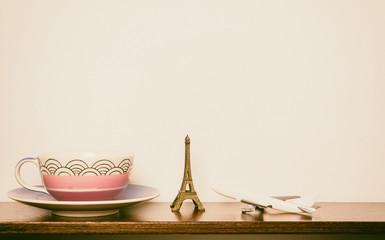 Travel to drink tea in paris