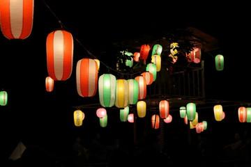 盆踊り Bon festival dance