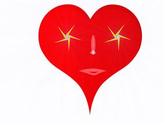 ritratto di un cuore