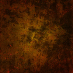 Grunge textured background in brown colors