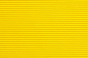 yellow corrugated paper background texture