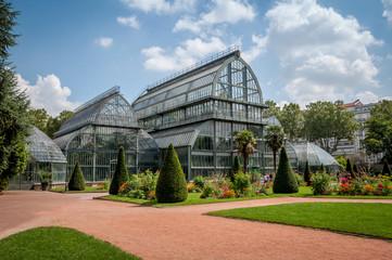 Parc et serres de Lyon