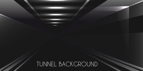 Dark Tunnel background