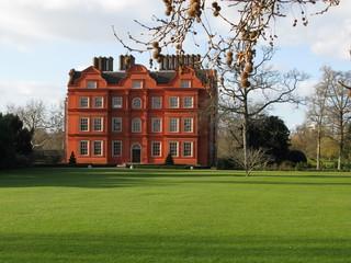 English style house in London, England, United Kingdom,