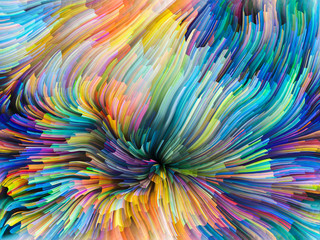 Illusion of Color Motion