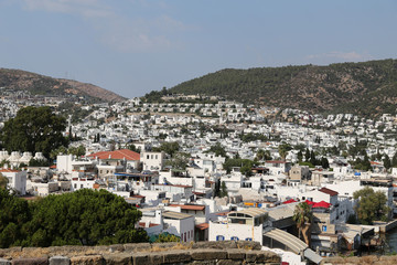 Bodrum Town in Turkey