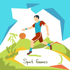 Basketball Player Game Sport Competition