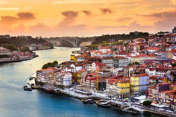 Porto, Portugal on the River
