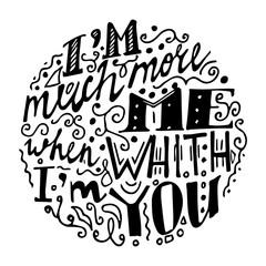 Vintage font white background illustration