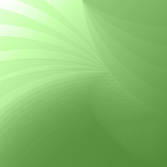 Green Abstract background for design