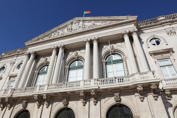City Hall Lisbon