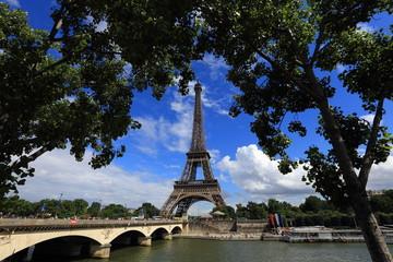 Eiffel tower, Paris. France