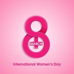 Creative design for Women's day