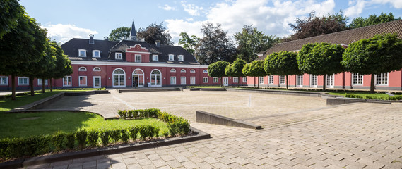 Keuken foto achterwand Kasteel castle oberhausen germany