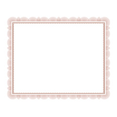 Decorative Diploma Frame
