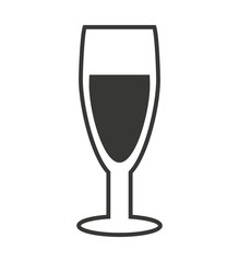 cup drink beverage silhouette icon
