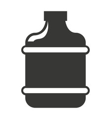 big bottle water icon