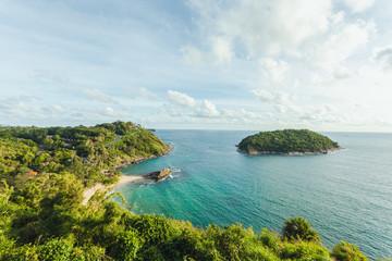 Promthep Cape at Phuket, southern Thailand
